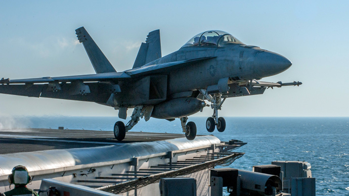 US admits civilians might have died in coalition air strikes in Syria and Iraq