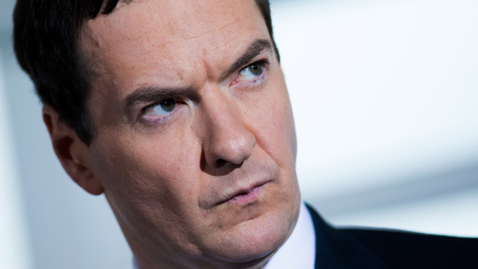 'Vital' that families benefit from falling oil prices – Osborne