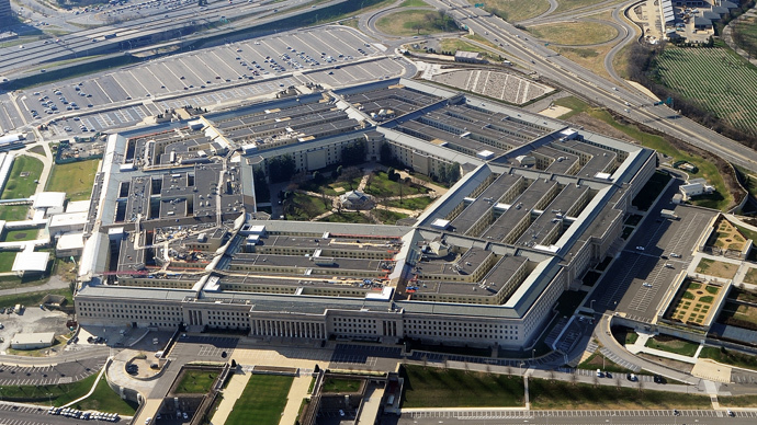 Pentagon employee tried to access porn sites at work more than 12k times last year