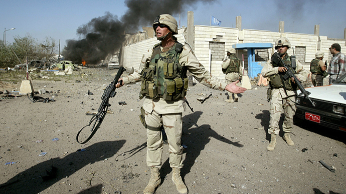 4 in 10 Americans erroneously believe US found active WMDs in Iraq – survey