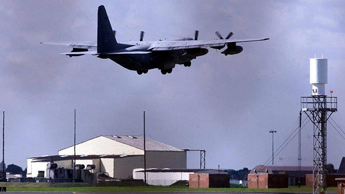 US to close major airbase in Britain – Pentagon