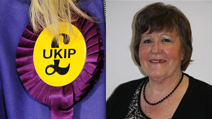 'Jaw dropping': Sacked UKIP councilor has problem with 'negroes' because of their 'faces'