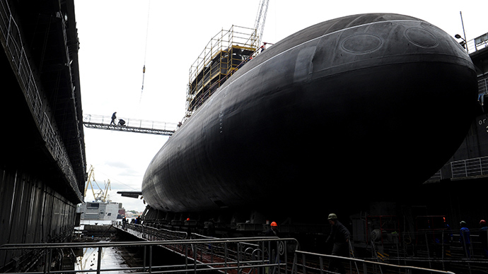 Russia's stealth 'black hole' submarine prepares for 4,000km trip, deep water trials