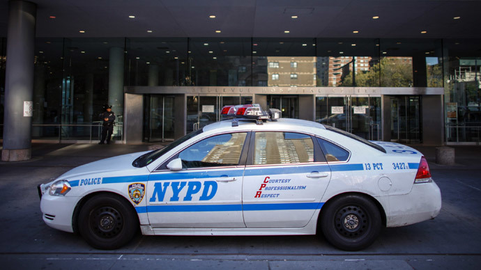 NYC arrests dropping over 'surreal' NYPD 'work stoppage'
