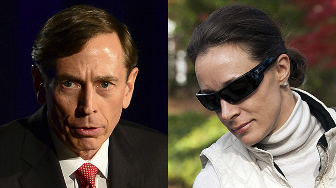 Former CIA director David Petraeus (AFP Photo/Frederic J. Brown) Paula Broadwell, the woman whose affair with CIA director David Petraeus (Reuters/Davis Turner)