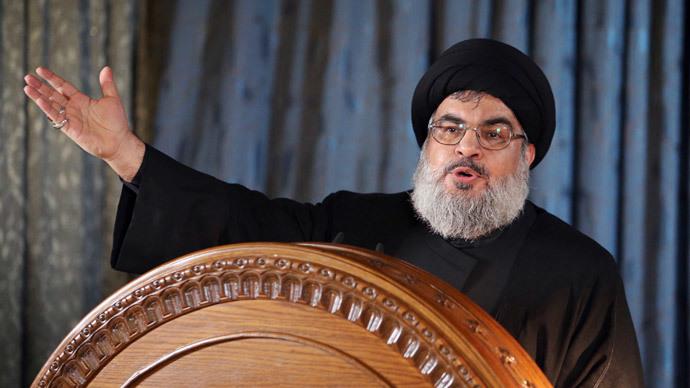Lebanon's Hezbollah leader Sayyed Hassan Nasrallah.(Reuters / Hasan Shaaban)
