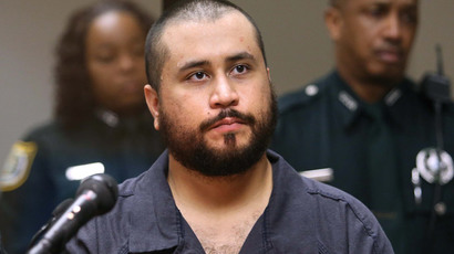 George Zimmerman.(Reuters / Joe Burbank / Orlando Sentinel)