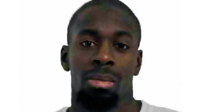 This photo released on January 9, 2015 by the French police shows Amedy Coulibaly, suspected of being involved in the killing of a policewoman in Montrouge on January 8 (AFP Photo)