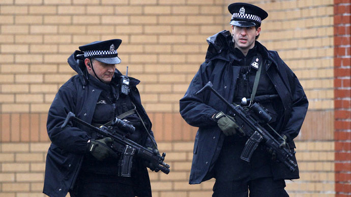 Police chief urges calm over UK terror threat