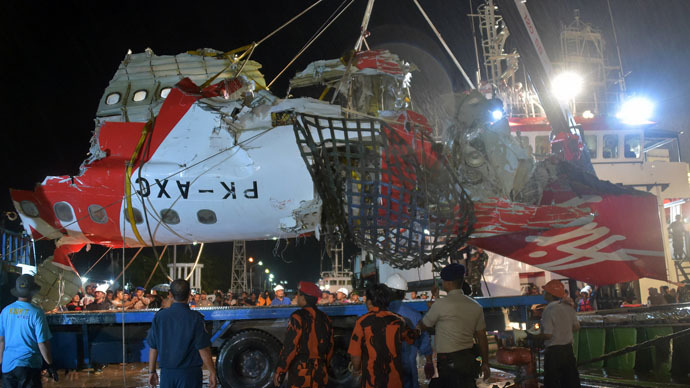 An explosion? Conflicting theories on what caused AirAsia jet crash