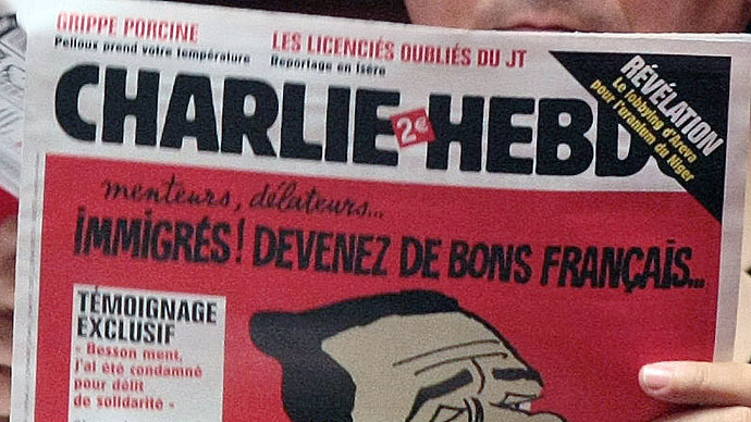 3mn copies of Charlie Hebdo's new edition to have Muhammad cartoons