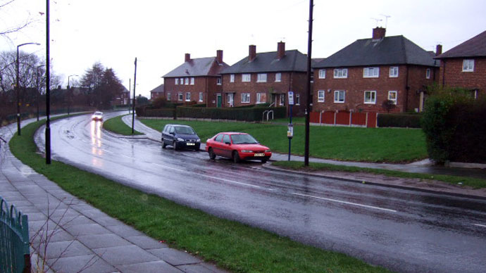 Council houses at Hackenthorpe, South Yorkshire (Photo from wikipedia.com)