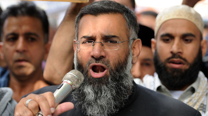 Radical cleric Choudary calls Charlie Hebdo cover 'act of war'