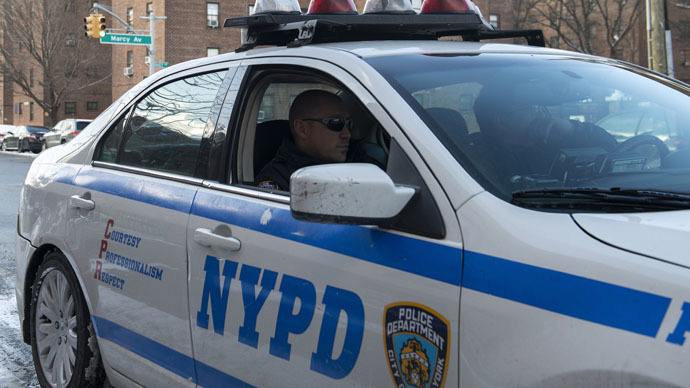 NYPD arrests back up after weeks of 'slowdown' - report