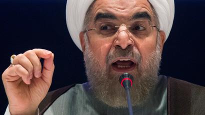 Iran's President Hassan Rouhani.(Reuters / Adrees Latif)