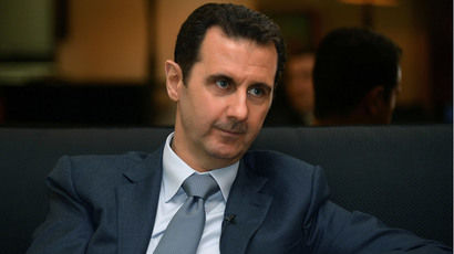 Syrian President Bashar al-Assad (AFP Photo / HO / SANA)