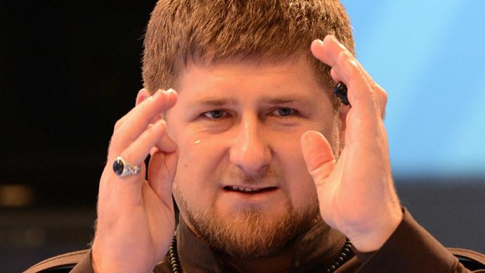 Head of the Chechen Republic Ramzan Kadyrov.(RIA Novosti / Said Tsarnaev)