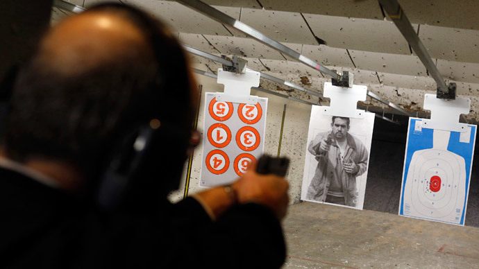 'Muslim free' shooting range under fire for discrimination