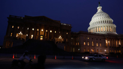 The U.S. Capitol building.(Reuters / Gary Cameron)