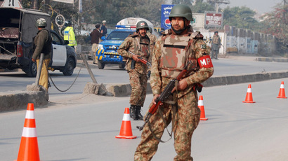 Pakistan plunges into darkness as attack leaves 140mn without power