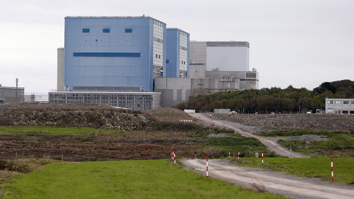 China-UK nuclear power deal details hidden for 'national security'