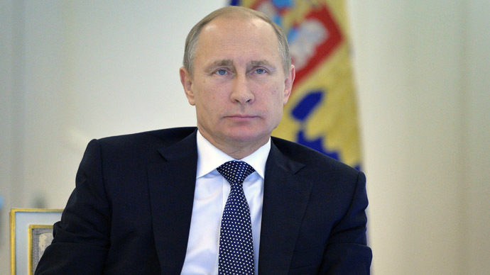 Political NGOs must concentrate on national problems - Putin