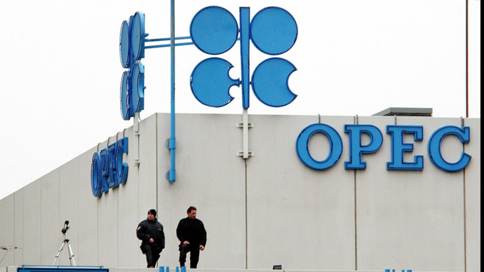 Oil prices sooth after intraday jump, as OPEC sees growing demand in 2015