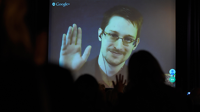 Snowden documentary 'Citizenfour' nominated for Oscar