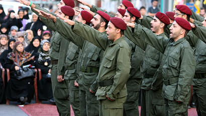 Hezbollah fighters  (AFP Photo / Ramzi Haidar)