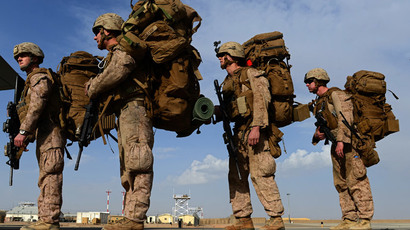 US troops training Syrian 'moderates' could top 1,000 – Pentagon