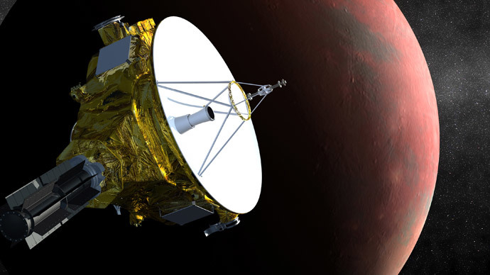 ​'Radiation hardened' PlayStation chip guides probe to Pluto