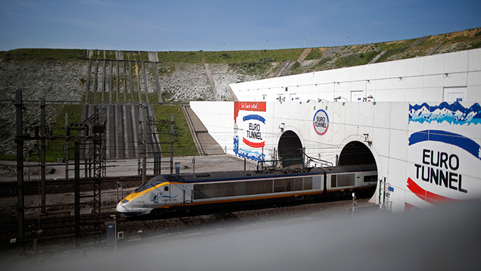 UK-France Channel Tunnel closed after smoke detected, trains suspended
