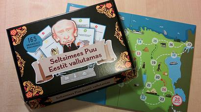 Comrade Pu conquers Estonia (Photo: hooandja.ee)