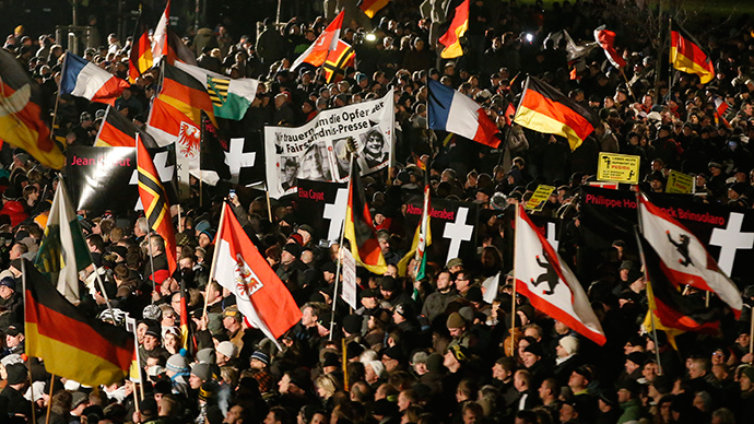German PEGIDA group cancels anti-Islam rally over death threats to leader