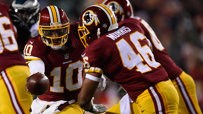 Civil rights group asks Washington Redskins to change name