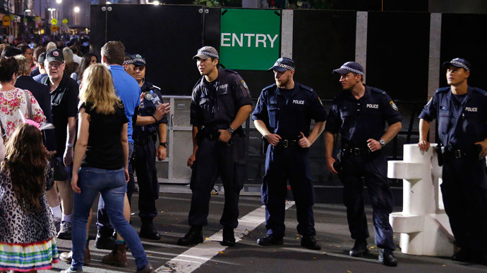 Aussie police terror alert raised, officers told to be tight-lipped on social media
