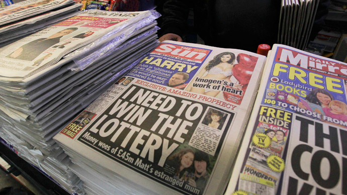 #NoMorePage3: The Sun axes topless models