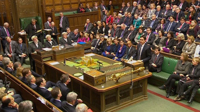 Reuters / UK Parliament via Reuters TV