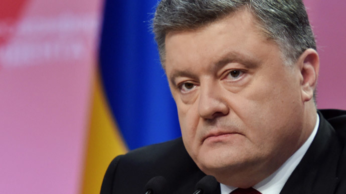 ​Ukraine may 'abandon' Russian gas in 2 years' time – Poroshenko