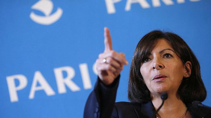Mayor of Paris Anne Hidalgo. (Reuters/Christian Hartmann)
