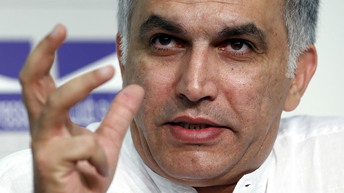 Bahrain sentences leading activist Nabeel Rajab for tweet
