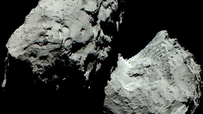 Sweet dreams: Twitter users try to 'wake up' Philae lander snoozing on comet 67P