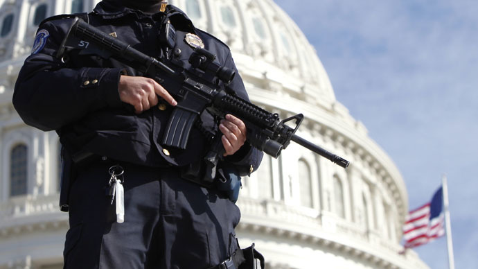 Nearly half of Americans support demilitarizing police – poll