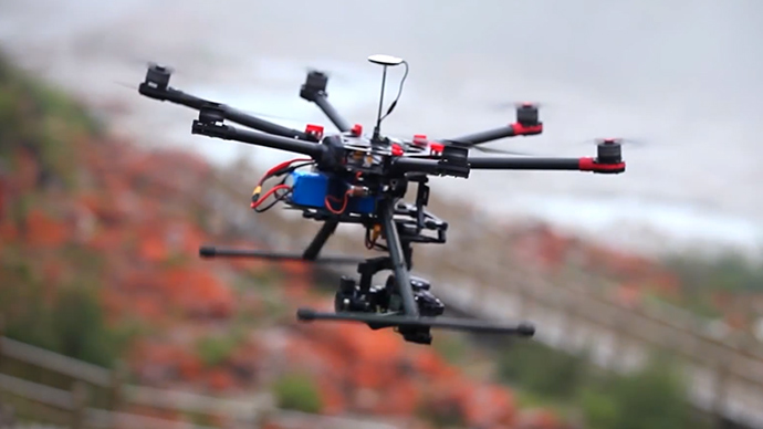 High crimes: Meth-carrying drone crashes near US-Mexican border