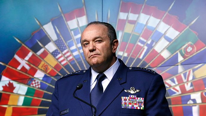 U.S. General Philip Breedlove, NATO Supreme Allied Commander Europe (Reuters / Chris Wattie)