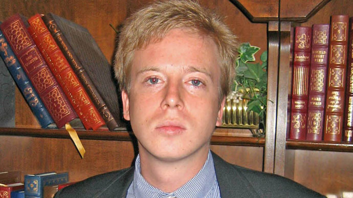 Barrett Brown (Photo from Wikipedia.org)