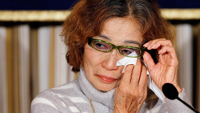 Japanese captive's mother begs for son's release, ISIS ransom deadline over