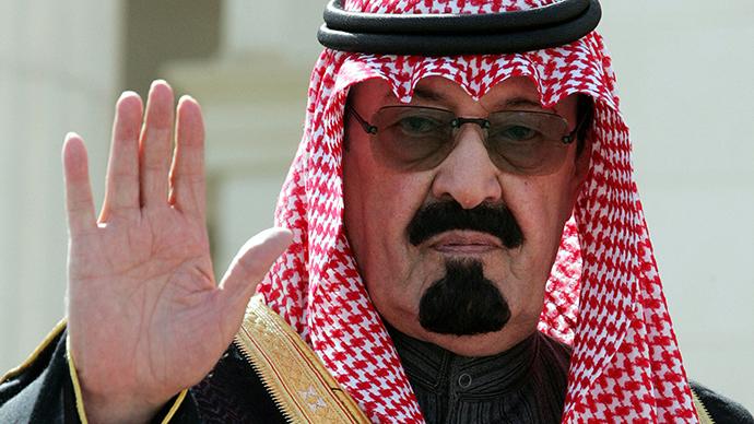 British establishment pays tribute to controversial Saudi King Abdullah — RT UK - saudi-king-abdullah-cameron.si