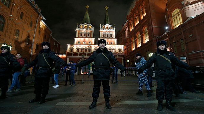 More Russians expect protests but most won't participate - poll