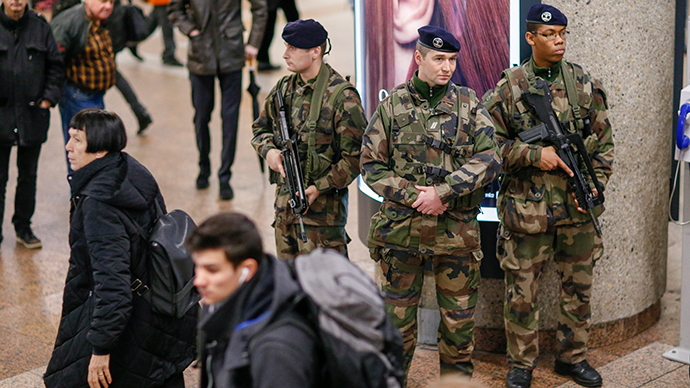 ​Terror fears peak in Europe after Charlie Hebdo attacks